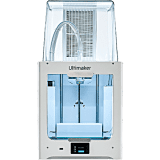 Ultimaker 2+ -Connect - Air Manager -and -Front -enclosure