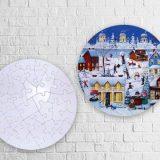 Puzzle Round - 10 pcs - 2