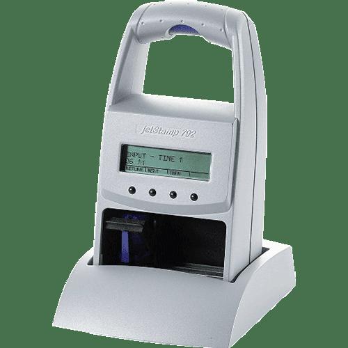 Handheld Expiry printer