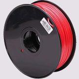 مادة PLA - أحمر شبه شفاف - ١.٧٥مم - 1