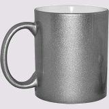 Carton silver sublimation mug - 1