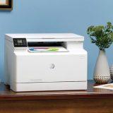 HP Color LaserJet Pro MFP M182n - 2